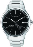 Citizen Titanium Miesten kello NJ0090-81E Musta/Titaani Ø41.5 mm