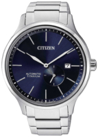 Citizen Titanium Miesten kello NJ0090-81L Sininen/Titaani Ø41.5 mm