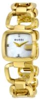 Gucci G Gucci Naisten kello YA125513 Valkoinen/Kullansävytetty teräs