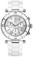 Guess Naisten kello 43001M1 Valkoinen/Keraaminen Ø38 mm