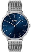 Hugo Boss 99999 Miesten kello 1513541 Sininen/Teräs Ø40 mm