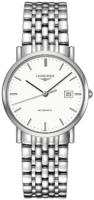Longines Elegant Naisten kello L4.809.4.12.6 Valkoinen/Teräs Ø34.5