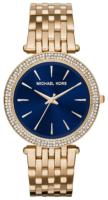 Michael Kors Darci Naisten kello MK3406 Violetti/Kullansävytetty