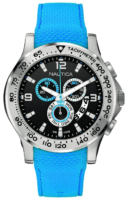 Nautica Chronograph Miesten kello A19604G Musta/Kumi Ø46 mm
