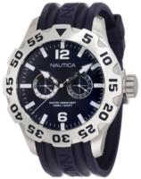 Nautica BFD 100 Miesten kello N16601G Sininen/Muovi Ø46 mm