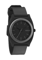 Nixon The Time Teller P A1191308-00 Musta/Muovi Ø40 mm
