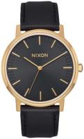 Nixon 99999 A11991031-00 Musta/Nahka Ø35 mm
