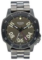 Nixon 99999 Miesten kello A9411418-00 Ruskea/Teräs Ø44 mm