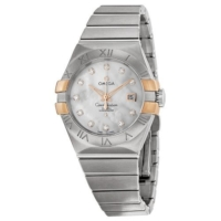Omega Constellation Co-Axial 31mm Naisten kello 123.20.31.20.55.003
