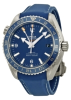 Omega Seamaster Planet Ocean 600m Co-Axial GMT 43.5mm Miesten kello