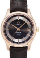 De Ville Hour Vision Co-Axial Annual Calendar 41mm Miesten