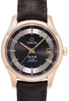 Omega De Ville Hour Vision Co-Axial Annual Calendar 41mm Miesten