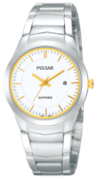 Pulsar Dress Naisten kello PH7261X1 Valkoinen/Teräs Ø30 mm