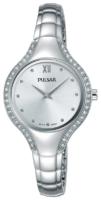 Pulsar Dress Naisten kello PM2227X1 Hopea/Teräs Ø28 mm