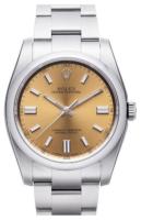 Rolex Perpetual 36 Miesten kello 116000-0011 Kullattu/Teräs Ø36 mm