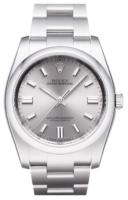 Rolex Perpetual 36 Miesten kello 116000-0009 Hopea/Teräs Ø36 mm