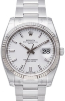 Rolex Oyster Perpetual Date Miesten kello 115234-0003