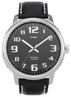 Timex Easy Reader Miesten kello T28071D7 Musta/Nahka Ø43 mm