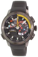 Timex Intelligent Miesten kello TW2P44300 Musta/Kumi Ø47 mm