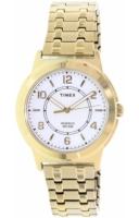 Timex 99999 Miesten kello TW2P62000 Valkoinen/Kullansävytetty teräs