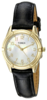 Timex 99999 Naisten kello TW2P762009J Valkoinen/Nahka Ø27 mm