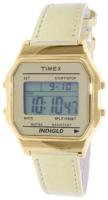Timex 99999 Naisten kello TW2P76900 LCD/Nahka