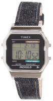 Timex Classic Miesten kello TW2P77100 LCD/Nahka