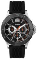 Timex 99999 Miesten kello TW2P87500 Musta/Kumi Ø42 mm