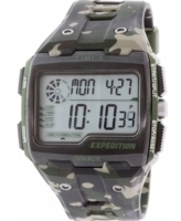 Timex Expedition Miesten kello TW4B02900 LCD/Muovi