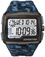 Timex Expedition Miesten kello TW4B07100 LCD/Muovi