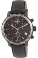 Tissot Tissot T-Sport Miesten kello T095.417.36.057.02 Musta/Nahka