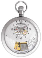 Tissot T-Pocket Musical Seasons By Tissot T852.436.99.037.00 Hopea