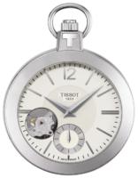 Tissot T-Pocket 1920 Mechanical T853.405.19.267.00 Antiikki valkoinen