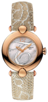 Tissot T-Gold Pretty Naisten kello T918.210.76.116.02 Valkoinen/Nahka