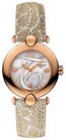 Tissot T-Gold Pretty Naisten kello T918.210.76.117.01 Valkoinen/Nahka