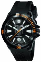 Wenger 99999 Miesten kello 78275 Musta/Kumi Ø43 mm
