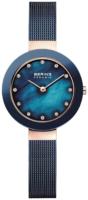 Bering Ceramic Naisten kello 11429-367 Sininen/Teräs Ø29 mm
