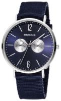 Bering Classic Miesten kello 14240-507 Sininen/Tekstiili Ø40 mm