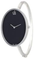 Calvin Klein Sartorially Naisten kello K3D2S111 Musta/Teräs Ø43 mm