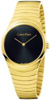 Calvin Klein 99999 Naisten kello K8A23541 Musta/Kullansävytetty