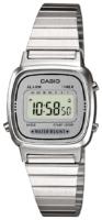 Casio Casio Collection Naisten kello LA670WEA-7EF LCD/Teräs