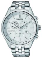 Citizen Chrono Miesten kello AT2141-87A Valkoinen/Teräs Ø42 mm