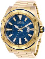 Invicta Pro Diver Miesten kello 27011 Sininen/Kullansävytetty teräs