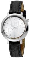 Just Cavalli Logo Naisten kello JC1L007L0015 Hopea/Nahka Ø34 mm