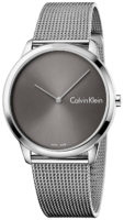 Calvin Klein Minimal Miesten kello K3M211Y3 Harmaa/Teräs Ø40 mm