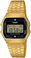 Casio Retro A159WGED-1EF LCD/Kullansävytetty teräs