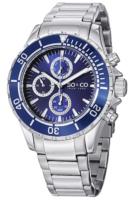 So & Co New York Yacht Timer Miesten kello 5038.2 Sininen/Teräs