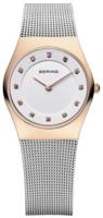 Bering Classic Naisten kello 11927-064 Valkoinen/Teräs Ø27 mm