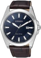 Citizen 99999 Miesten kello BM7108-22L Sininen/Nahka Ø41 mm