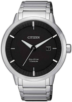 Citizen Titanium Miesten kello BM7420-82E Musta/Titaani Ø41 mm
